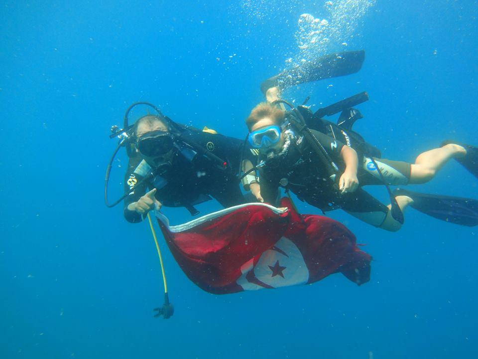 Scuba Diver (12m)
